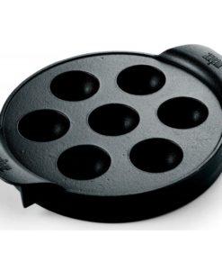 Litinový muffinovač Weber